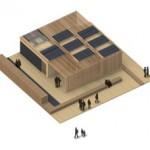 La CEU-UCH presenta en la Feria Novabuild su nueva casa autosuficiente mediante el consumo de energía solar