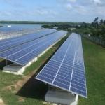 Conergy suministra estructuras para el primer parque solar del Pacífico Sur