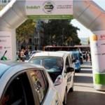 Barcelona acoge la Ruta Eléctrica más multitudinaria de España con un centenar de vehículos participantes