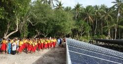 Tokelau: el primer país con un 100% de energía solar fotovoltaica
