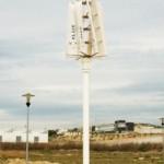 Circe y Kliux Energies inauguran un aerogenerador de eje vertical en la universidad de Zaragoza