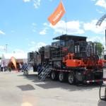 Jereh presenta equipos de alta gama para yacimientos petrolíferos en el 2014 Global Petroleum Show