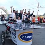 Eco Racing Team y Tokai ganan Carrera Solar Atacama 2014