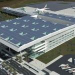 Comienza la instalación de los 33 lucernarios fotovoltaicos de Onyx Solar en el aeropuerto de Viracopos en Sao Paulo