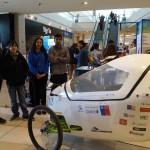 Experto de Ford Estados Unidos visitó muestra de autos eléctricos en la Zofri
