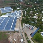 Inaugurada en El Salvador la planta fotovoltaica de Ennera para la empresa Indufoam