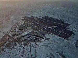 El proyecto de central eléctrica fotovoltaica de 40 MW de Risen Energy en Kazajstán se conecta a la red